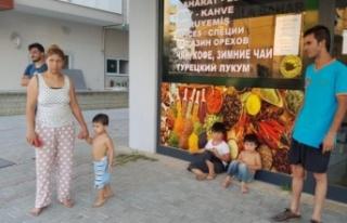 Alanya'da 4 yaşındaki çocuk ailesini yanmaktan...