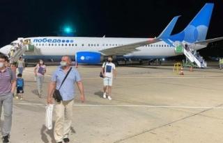 Alanya Gazipaşa Havalimanı'nda rekor artış