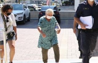 Alanya'da çanta hırsızı Rus kadın yakalandı