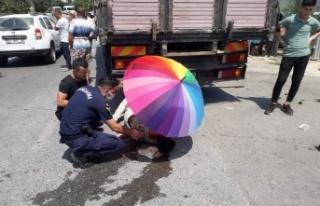 Alanya'da mahalle sakinlerini isyan ettiren kaza!
