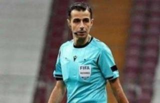 Alanyaspor Altay maçının hakemi belli oldu