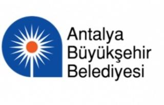 Antalya Büyükşehir Belediyesi 200 personel alıyor