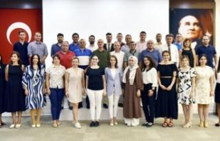 Antalya OSB Teknik Koleji'nin ilk değerlendirme...