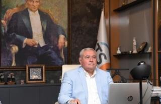 """ATSO Başkanı Çetin: """"Tekrar kapanmak istemiyorsak..."""