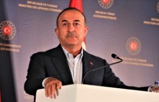 Bakan Çavuşoğlu'ndan Antalya'dan önemli...