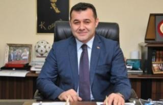 Başkan Yücel'den personele aşı resti