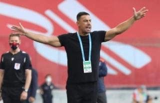 Çağdaş Atan'dan Başakşehir maçı değerlendirmesi