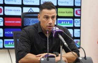 Çağdaş Atan'dan Hatayspor maçı değerlendirmesi