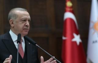 Cumhurbaşkanı Erdoğan: 'Geniş ölçekli bir...