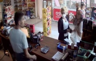 """Dolandırılan marketçiden sitem: """"Paramla sigara..."""