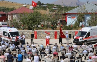 Gökbel Yaylası'nda Mehmet Şahin rüzgarı