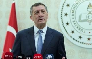İstifa eden MEB Bakanı Selçuk'tan açıklama...
