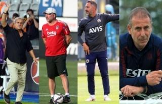Süper Lig'de 20 takımın 18'i yerli teknik...