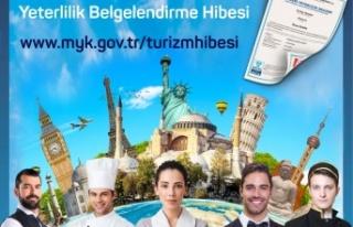 Turizm çalışanlarına sınav için hibe desteği
