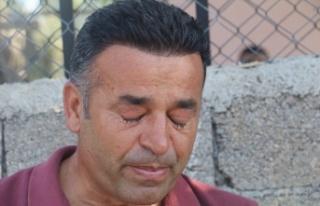 Vahşice katledilen Azra'nın babası gözyaşları...