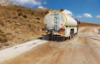 Yayla yollarına Başkan Yücel'den asfalt müjdesi