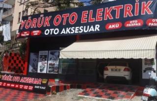 Yörük Oto Elektrik ve Aksesuar hizmete girdi