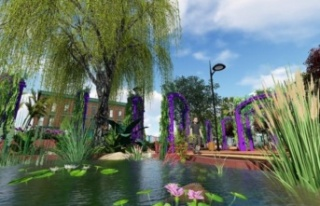 Yücel'den Alanya'ya terapi bahçesi