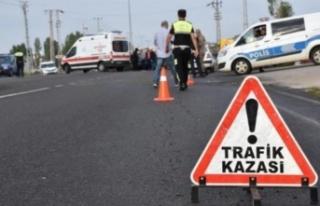 Alanya'da alkollü turist 2 çocuğa çarptı