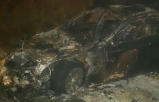 Alanya'da feci kaza: 1 ölü, 1 yaralı var