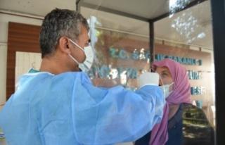 Alanya'da pandemi hizmetinde yeni dönem