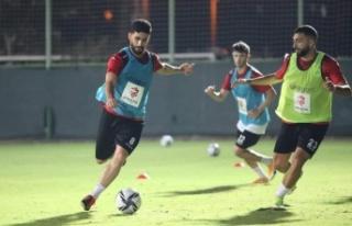 Alanyaspor, Giresunspor maçı hazırlıklarına başladı
