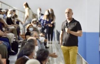 Antalya OSB Teknik Koleji velilerine iletişim semineri