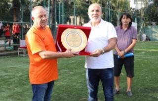 ASKF'den Başkan Çavuşoğlu'na teşekkür...