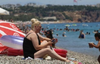 Geçen yılın aynı dönemine göre Antalya'da...