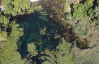 İçme suyu kaynağında korkutan kirlilik