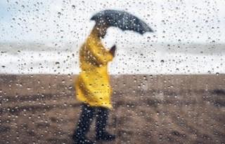 Meteorolojiden Alanya için yağmur uyarısı