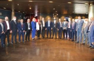 MHP'nin Bölgesel İstişare Toplantısı'na...