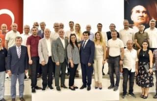 OSİAD'da yeni yönetim kurulu belirlendi