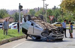 Sürücünün ölmediğine inandırmak için her yolu...