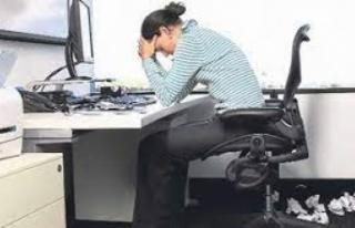 Uzun süreli bilgisayar başında oturanlar dikkat!
