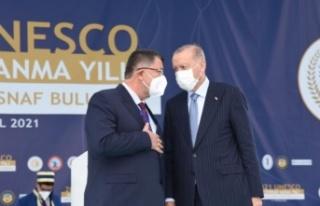 'Yılın Kalfası' ödülü Antalya'ya