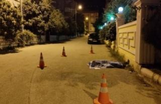 Yolda yürüyen kişi fenalaşarak hayatını kaybetti