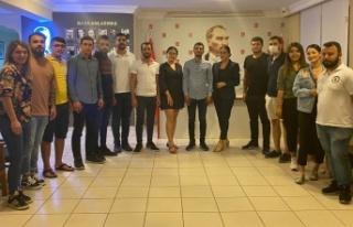 Alanya CHP Gençlik'ten istifa haberlerine ilişkin...