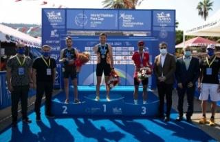 Alanya'da Dünya Kupası Yarışları heyecanı