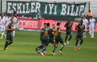 Alanyaspor, Konya'dan 1 puanla dönüyor