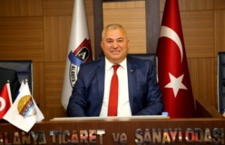 ALTSO Başkanı Şahin'in acı kaybı