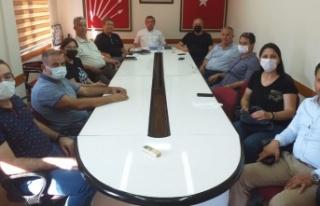İşte Alanya CHP'nin Yılmaz Bağışlar kararı