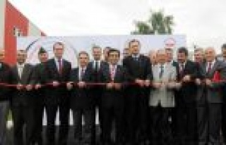 Tedarik Zinciri Akredite Test Ve Ar-ge Merkezi Açıldı...