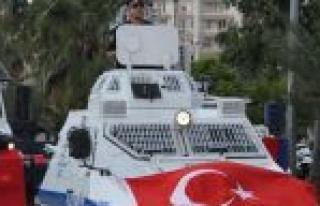 Türk Polis Teşkilatı'nın 168. Kuruluş Yılı...