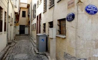 Türkiye'nin en kısa sokağı! 23 adımda bitiyor...