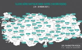Antalya'da tedbirler işe yaradı