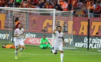 Alanyaspor, Galatasaray'ı kendi evinde yendi