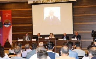 Dünya ve Türkiye Ekonomi Zirvesi ALTSO'da başladı