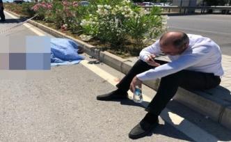 Alanya'da otomobilin çarptığı rehber feci şekilde can verdi