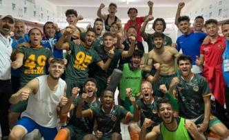 Alanyaspor'un gençleri Beşiktaş'ı yendi